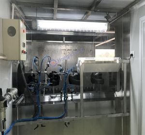 Automatic PU Coat Painting Machine for Helmet pictures & photos