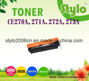 Ce270A/Ce271A/Ce272A/Ce273A Color Toner Cartridge for HP 5525dn/5525xh pictures & photos