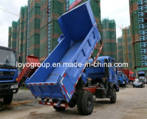 China Sinotruk Cdw Dump Truck 4X2 Tipper Truck pictures & photos