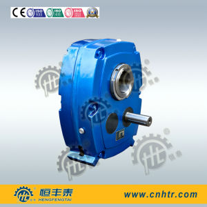 Hxgf Shaft Mounted Helical Gear Reducer with High Torque