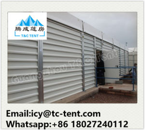 T&C Tent Outdoor Temporary Warehouse Tents with SGS pictures & photos