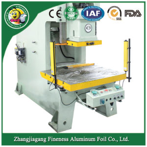 Top Grade Stylish Catering Foil Container Making Machine pictures & photos