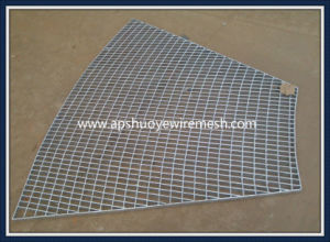 Welded Metal Bar Gratings Steel Structure pictures & photos