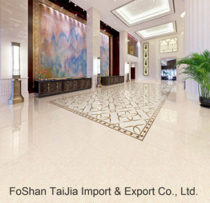 Full Polished Glazed 600X600mm Porcelain Floor Tile (TJ64024) pictures & photos