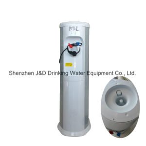Floor Standing Hot and Cold Water Dispenser with Stainless Steel Shell pictures & photos