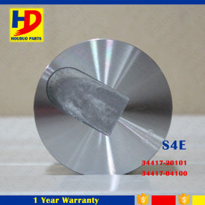 Wholesale Piston S4e (34417-04100) for Excavator Engine Spare Parts pictures & photos