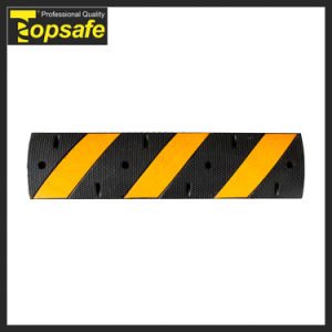 Safety Rubber Road Speed Hump (S-1114) pictures & photos