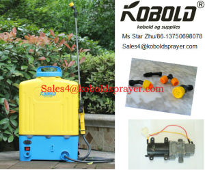 Ce/GS Knapsack Battery Sprayer, Agriculture Electric Sprayer pictures & photos