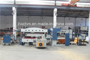 Paper, Cardboard, Fabric Hot Stamping Machine pictures & photos