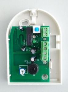 High Sensitivity Home Burglar Security Glass Break Sensor pictures & photos