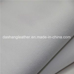 China Print Artificial Leather for Chair/ Furniture Upholstery pictures & photos