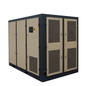Direct Drive Screw Air Compressor 45kw/60HP pictures & photos