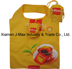Foldable Shopper Bag, Promotion Bags, Coffee Cup Style, Reusable, Lightweight, Gifts, Promotion, Tote Bag, Decoration & Accessories, Grocery Bags pictures & photos