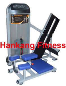 body-building machine, Fitness, Gym and Gym Equipment, Jungle Machine + Cable Station with Bar (HP-3041) pictures & photos