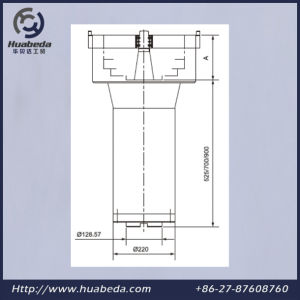 Special Extension Milling Head pictures & photos