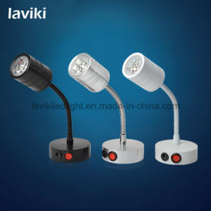 1-3W/3-9W Portable LED Spot Light with Rechargeable Polymer Lithium Battery pictures & photos