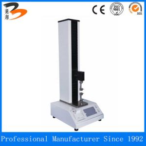 Touch Screen Vertical Tensile Testing Machine