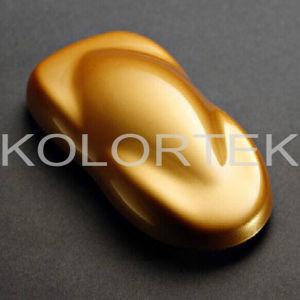Metallic Golden Pearls, Metallic Paint Pigments pictures & photos