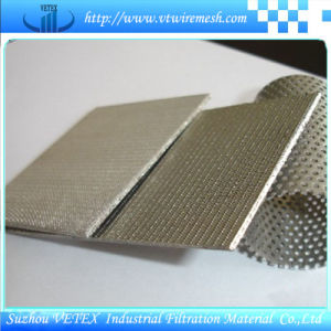 Gas-Solid, Liquid-Solid, Gas-Liquid Separation Sinteded Wire Mesh pictures & photos