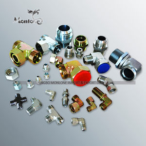 Hydraulic Adapter & Hose Fitting pictures & photos