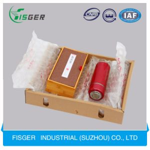 Customized Air Bubble Bags Wrap Packaging for Bottle pictures & photos