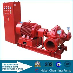 Centrifugal High Pressure Axially Split Case Double Suction Water Pump