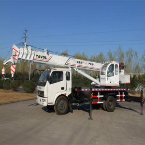 2017 Hot Sales Mobile Truck Crane in China Manufacturer pictures & photos