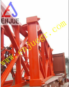 Semi Automatic Lifting Frame for Container Lifting Beam Spreader with ISO Certificate pictures & photos