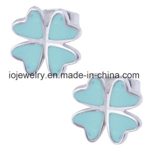 Custom Designs Four Leaf Clover Earring pictures & photos