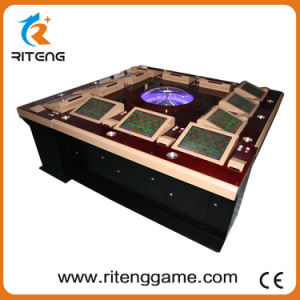 Arcade Casino Electronic Roulette Table Roulette Game pictures & photos