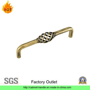 Factory Price Stainless Steel Furniture Kitchen Drawer Wardrobe Dresser Cabinet Hardware Pull Handle (UC 02) pictures & photos