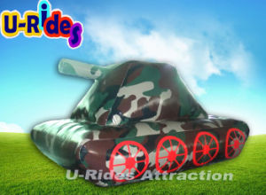 Inflatable Tank Tatical Paintball Bunker pictures & photos