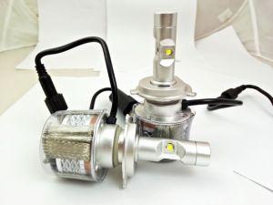 Double Beam LED Car Headlight 7p Plug and Play H4 H13 9004 9007 Car H4 LED Headlight Bulbs pictures & photos