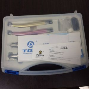 Colorful Handpiece High Quality Dental High and Low Speed Handpiece Student Set pictures & photos