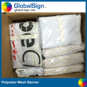 Custom Printed Event Branding Graphics Mesh Banner pictures & photos