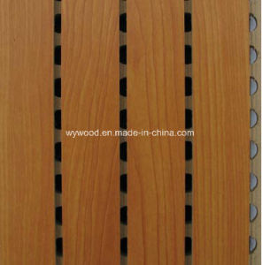 Grooved Decorative Acoustic Panels for Walls pictures & photos