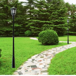 China LED Garden Lights Landscape Solar Lamp with PIR Function pictures & photos