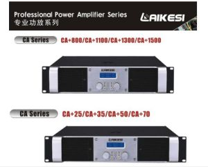 Ca+Series Professional High Power Amplifier 600W with Screen pictures & photos