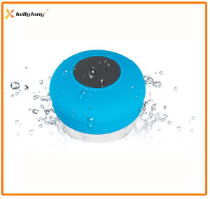 Popular Mini Portable Waterproof Bathroom Sucker Wireless Stereo Bluetooth Speaker