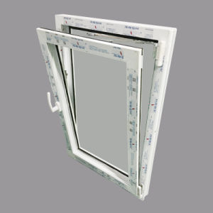 UPVC Tilt and Turn Window pictures & photos