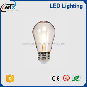 LED bulb for housing replacement indoor lighting bulb 3W pictures & photos