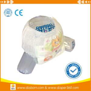 A Grade/B Grade Baby Pull up Diaper with Free Samples pictures & photos