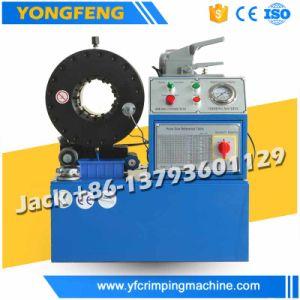 Best Sale Yjk-120 Hydraulic Metal Hose Crimping Machine