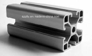 Customized 6000 Sereils Alloy Aluminium/Aluminum Slotted Extruded Profile pictures & photos