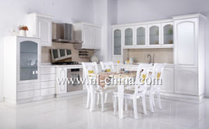 Walnut Wood Furnitures with Granite Countertop pictures & photos