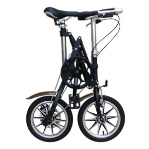 Folding Bicycle Bike /Road Bicycle V Brake Bicycle Yz-6-14 pictures & photos