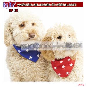 Acrylic Scarf Birthday Puppy Dog Bandana Cotton Bandana (C1114) pictures & photos