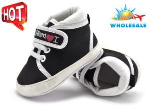 2017 Wholesale New Fashion Baby Casual Shoes Indoor Antiskid Toddler Shoes Baby Sneaker pictures & photos