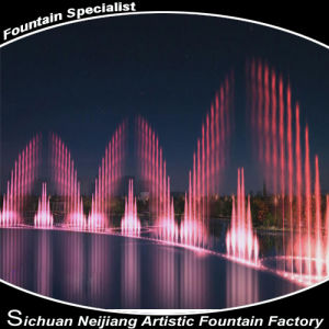 New Style 3D Running Fountain