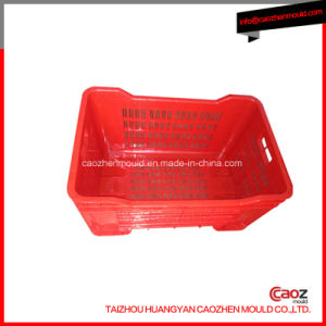 Plastic Injection/Fruit Vegetable Crate Mould in China pictures & photos